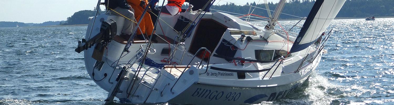 Jachty szybkie, komfortowe i proste w obsłudze